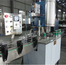 1400 can carbonated drink capping machine