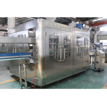 Good quality 5-10L water filling machine production line