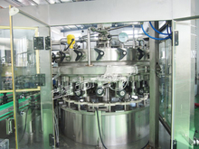 aluminum can filling machine for carbonated drinks